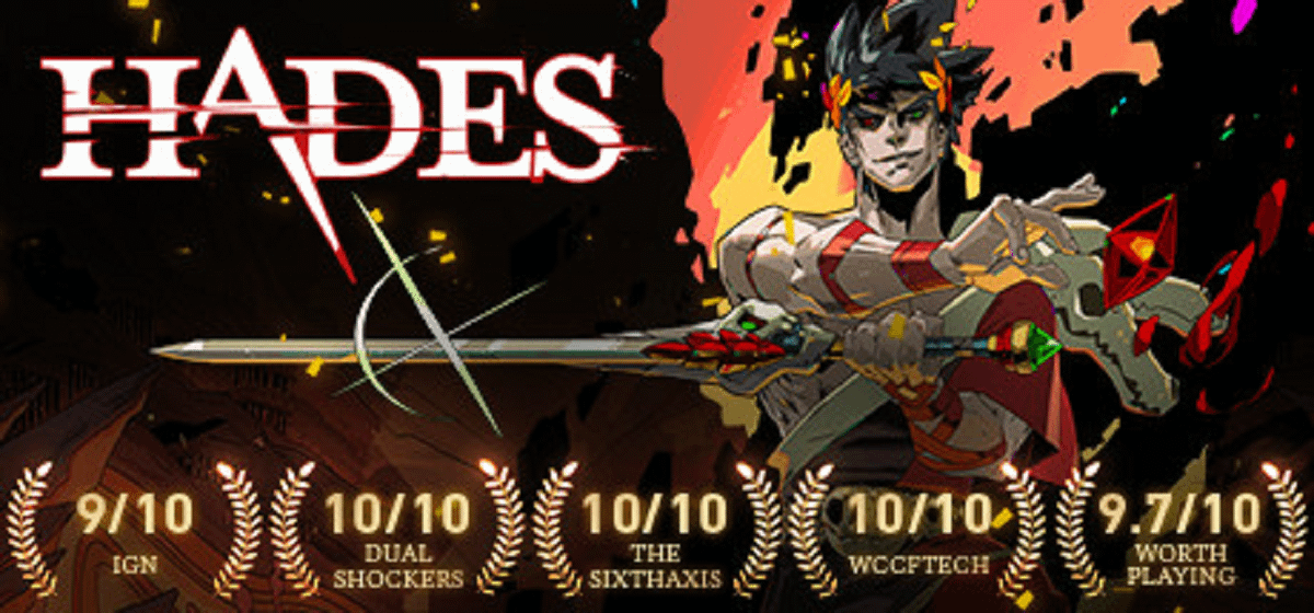 Hades game of the year