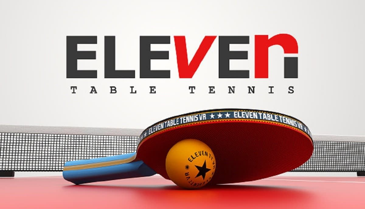 Eleven Table Tennis Review
