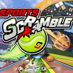 Sports Scramble - Tons of Family Fun