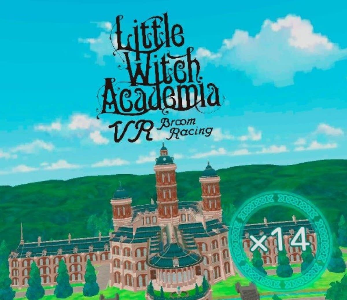 Little Witch Academia VR Broom Racing Review