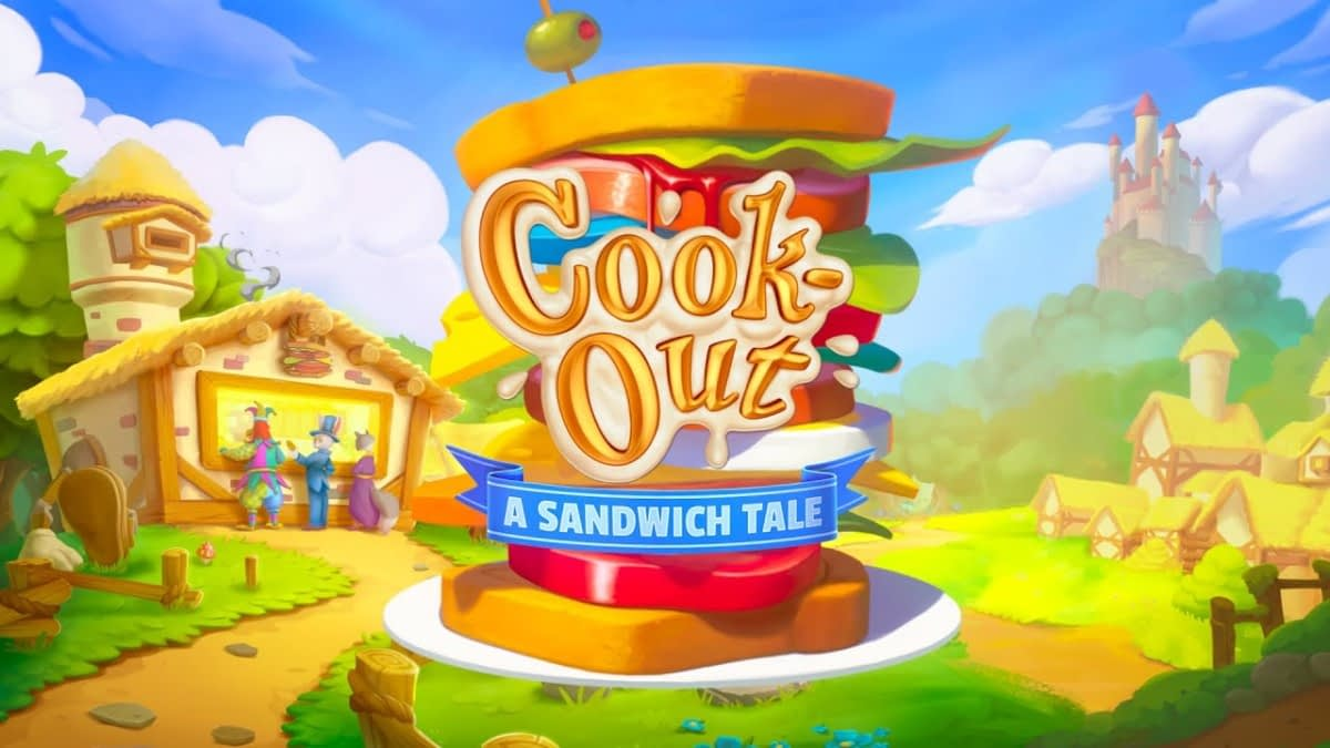 Cook Out VR Review Sandwich Tale