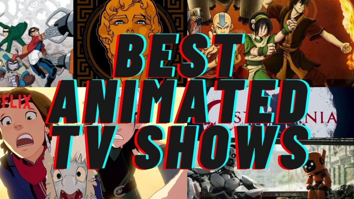 Bbest animated TV shows influenced by anime
