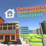 Coronavirus Quarantine Simulator is a fun, game that pokes fun at the COVID situation