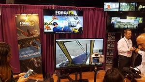 ForgeFX VR job simulator